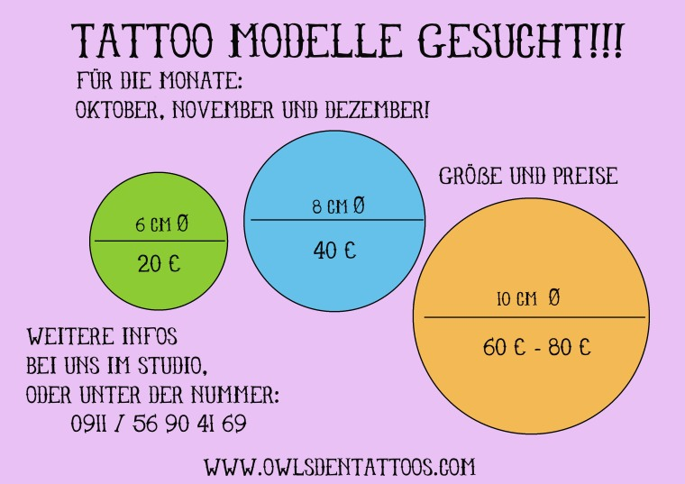 Tattoo modelle 2